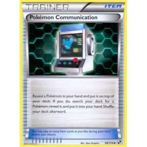 Pokemon Communication - 99/114
