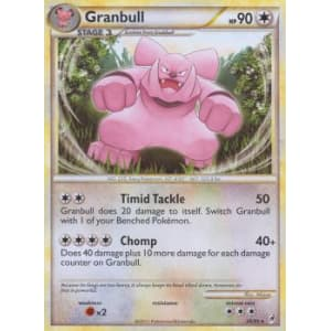 Granbull - 26/95