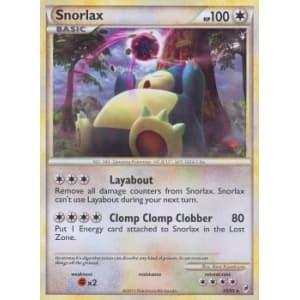 Snorlax - 33/95