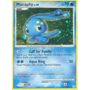 Manaphy - 9/130