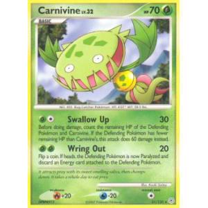 Carnivine - 21/130