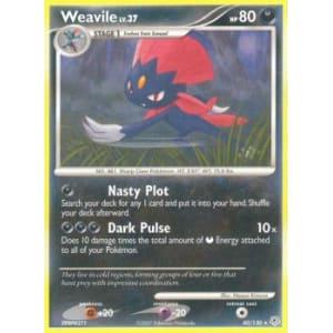 Weavile - 40/130