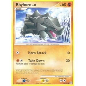 Rhyhorn - 95/130
