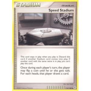 Speed Stadium - 114/130