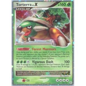 Torterra Lv.X - 122/130