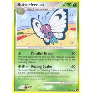 Butterfree - 14/106