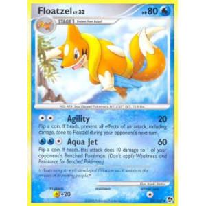 Floatzel - 37/106
