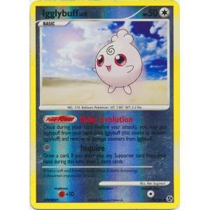 Igglybuff - 70/106 (Reverse Foil)