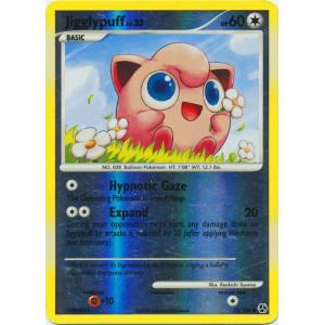 Jigglypuff - 72/106 (Reverse Foil)