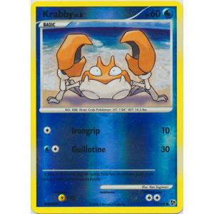 Krabby - 75/106 (Reverse Foil)