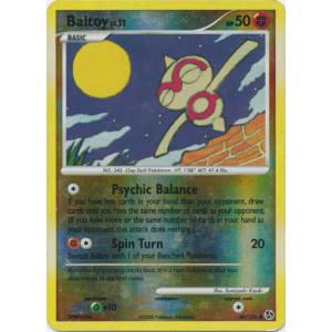 Baltoy - 60/106 (Reverse Foil)