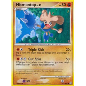 Hitmontop - 101/146