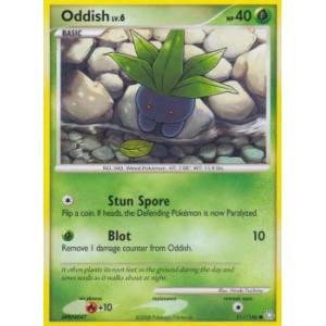 Oddish - 111/146