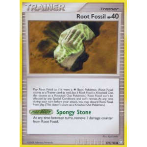 Root Fossil - 139/146