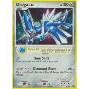 Dialga - 4/100