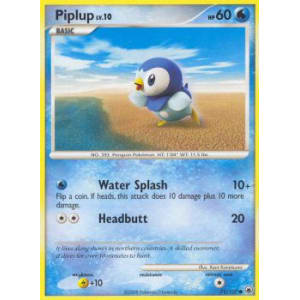 Piplup - 71/100