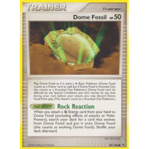 Dome Fossil - 89/100