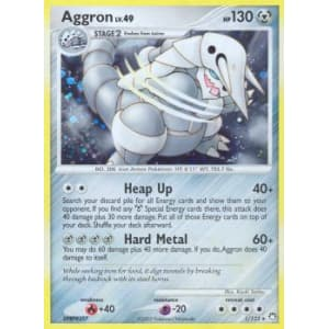 Aggron - 1/123