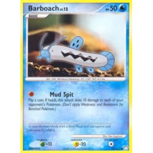 Barboach - 72/123