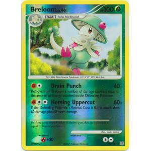 Breloom - 45/132 (Reverse Foil)