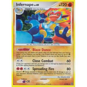 Infernape - 3/100