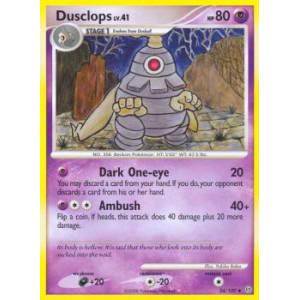 Dusclops - 34/100