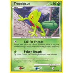 Treecko - 79/100