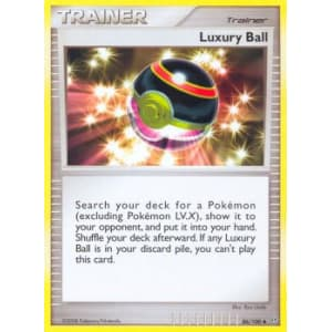 Luxury Ball - 86/100