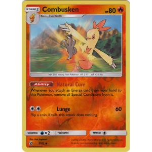 Combusken - 5/70 (Reverse Foil)