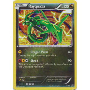 Rayquaza - 11/20 -Normal Holo