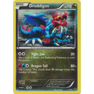 Druddigon - 17/20 - Normal Holo