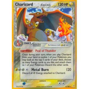 Charizard - 4/100