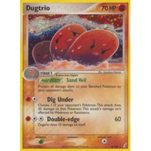 Dugtrio - 5/100