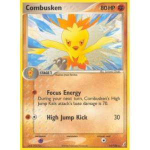 Combusken - 16/100