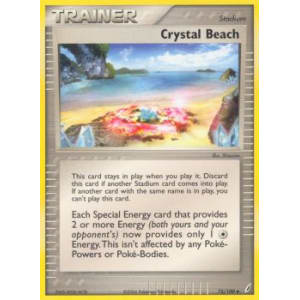 Crystal Beach - 75/100