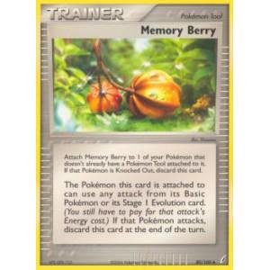 Memory Berry - 80/100