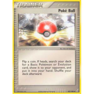 Poke Ball - 82/100