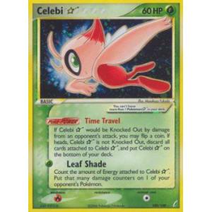 Celebi * (Star) - 100/100