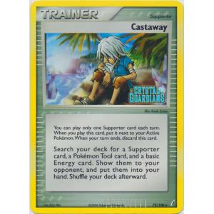 Castaway - 72/100 (Reverse Foil)