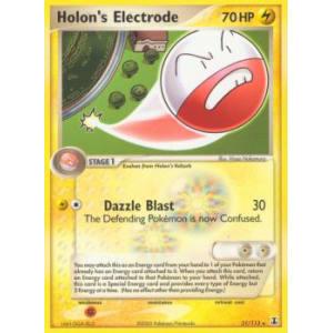 Holon's Electrode - 21/113