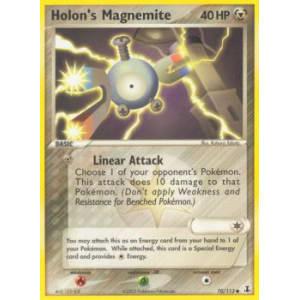 Holon's Magnemite - 70/113
