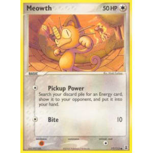 Meowth - 77/113