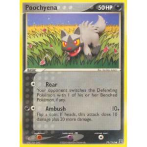 Poochyena - 79/113