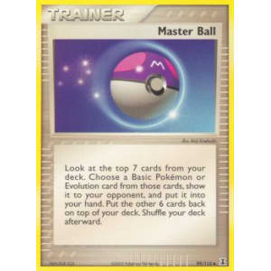 Master Ball - 99/113