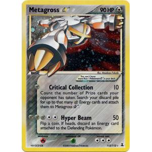 Metagross * (Star) - 113/113