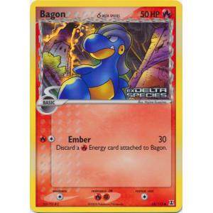 Bagon - 58/113 (Reverse Foil)