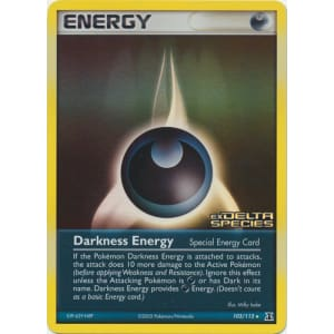 Darkness Energy - 103/113 (Reverse Foil)