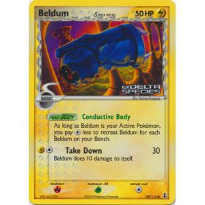 Beldum - 59/113 (Reverse Foil)