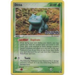 Ditto - 36/113 (Reverse Foil)