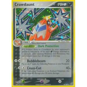 Crawdaunt - 6/107
